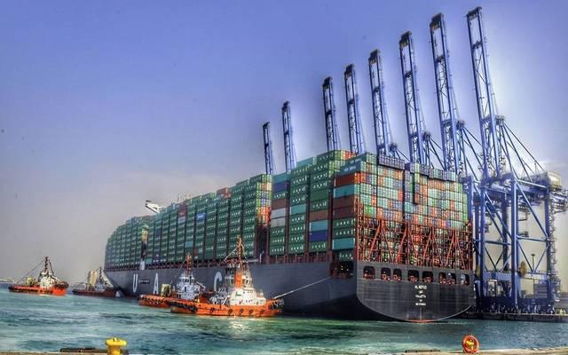 ميناء سعودي - أرشيفية