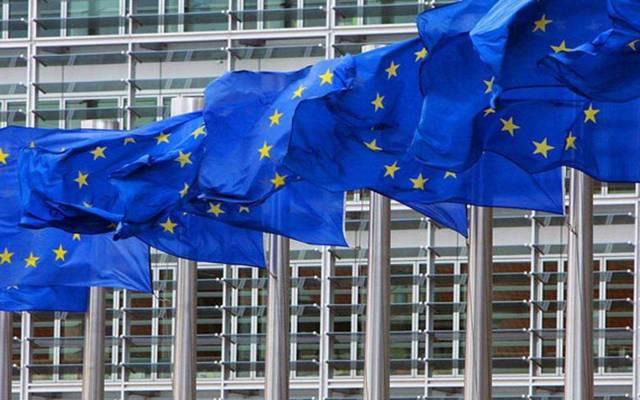مقر الاتحاد الأوروبي في العاصمة البلجيكية بروكسل