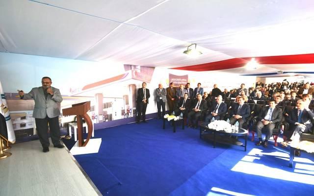 خلال زيارة وزير البترول طارق الملا إلى محافظة بورسعيد