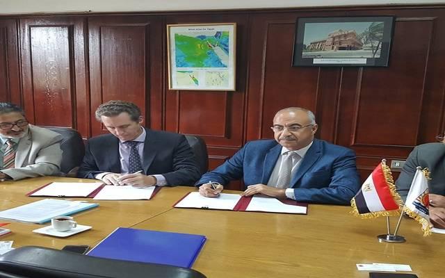 اتفاق مصري ألماني لتنفيذ الخدمات الاستشارية لمشروع محطة إنتاج كهرباء