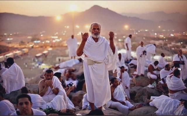 التعداد السنوي لحجاج بيت الله الحرام آخر 10 سنوات
