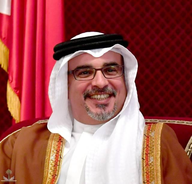الأمير سلمان بن حمد آل خليفة  ولي عهد البحرين