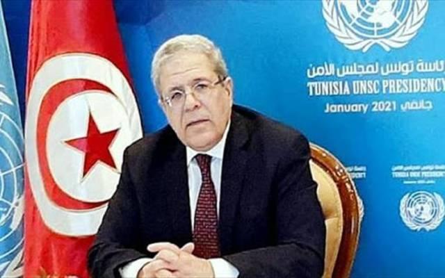 وزير الشؤون الخارجية والهجرة والتونسيين بالخارج، عثمان الجرندي