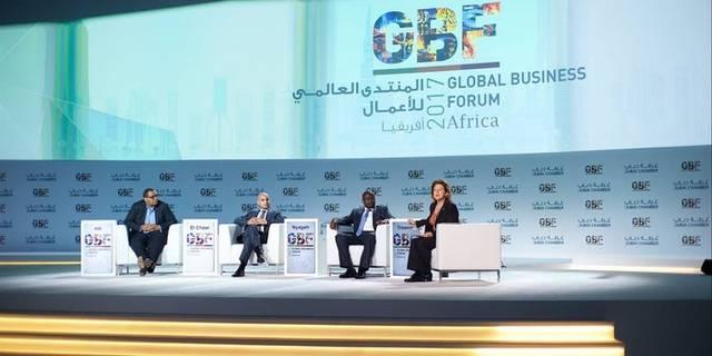 الدورة الرابعة من المنتدى العالمي الأفريقي للأعمال