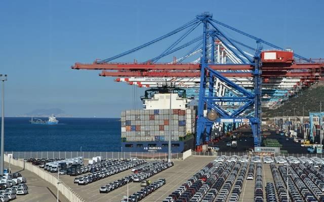 ميناء طنجة المتوسط ـ أرشيفية