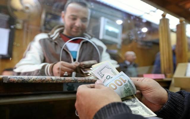 تعاملات بنكية في مصر - صورة تعبيرية