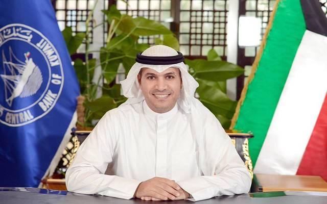 محافظ بنك الكويت المركزي ، محمد يوسف الهاشل