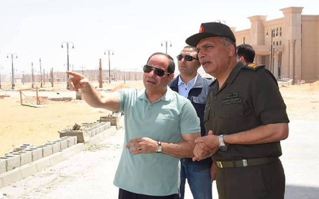 Similar plans are expected be implemented for New Alamein City
