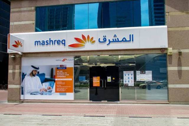 Mashreq Bank's profits slide 28% in Q1-20