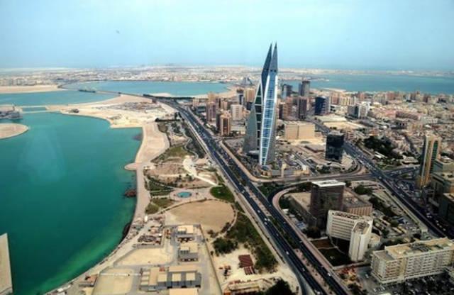 المدخل الرئيسي لمملكة البحرين