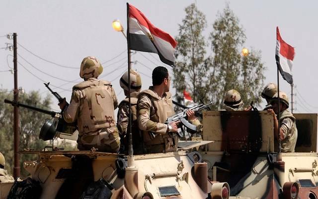المتحدث العسكري المصري ينفي استهداف قوات الجيش بسيناء