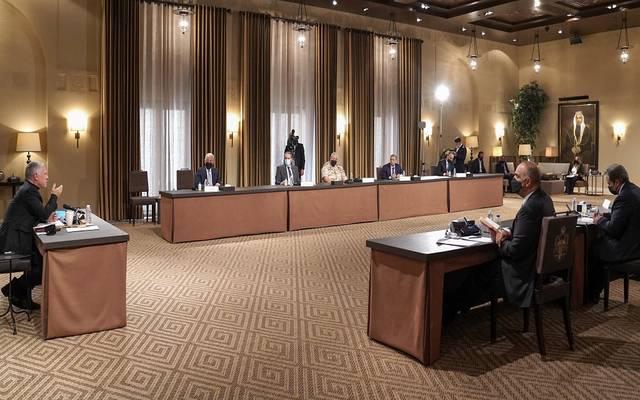 العاهل الأردني يؤكد ضرورة المضي قدماً في الإصلاح الإداري والتصدي للمحسوبية