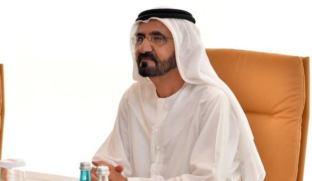 محمد بن راشد يعلن رسمياً تشغيل أول مفاعل نووي سلمي إماراتي