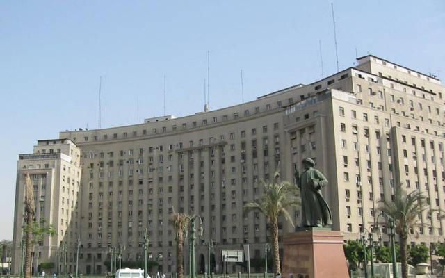 مبنى مجمع التحرير