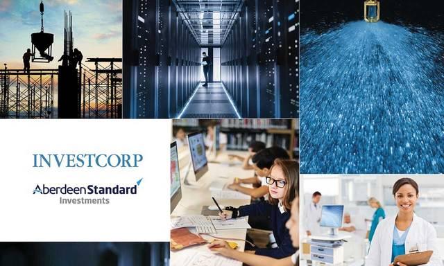 صور لبعض استثمارات لمؤسسة إنفستكورب وأبردين ستاندرد إنفستمنت