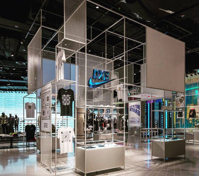 ponerse en cuclillas extinción extraer  Nike to open Middle East's largest store in Dubai - Mubasher Info