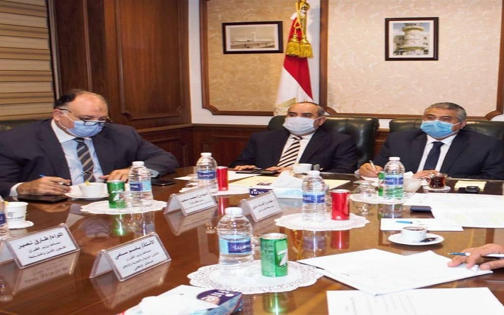 مصر والسودان يبحثان تحديث الاتفاقية الثنائية للنقل الجوي