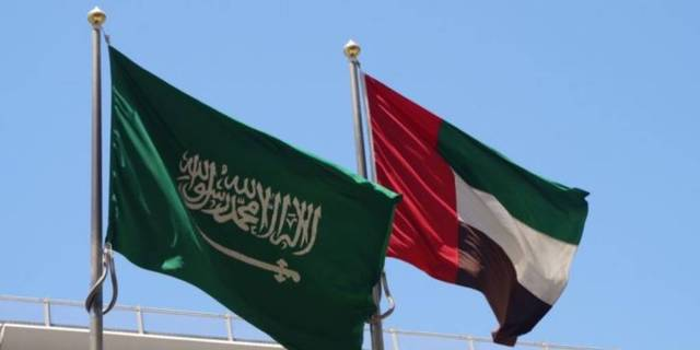 Saudi Arabia dominates 7% of the UAE's total non-oil trade with the world