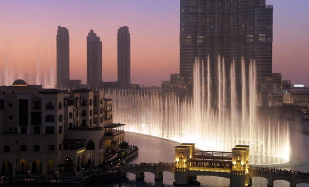 بالصور.. دبي ضمن أفضل الوجهات العالمية للمغامرة والسياحة