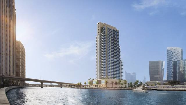 The project is Dar Al Arkan's first development in the UAE