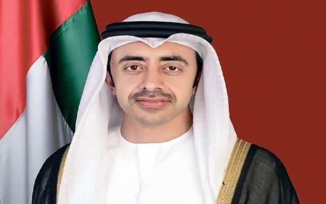الشيخ عبدالله بن زايد
