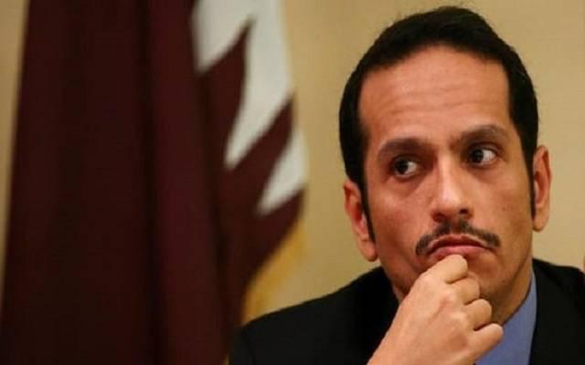 وزیر الخارجیة القطري الشیخ محمد بن عبد الرحمن