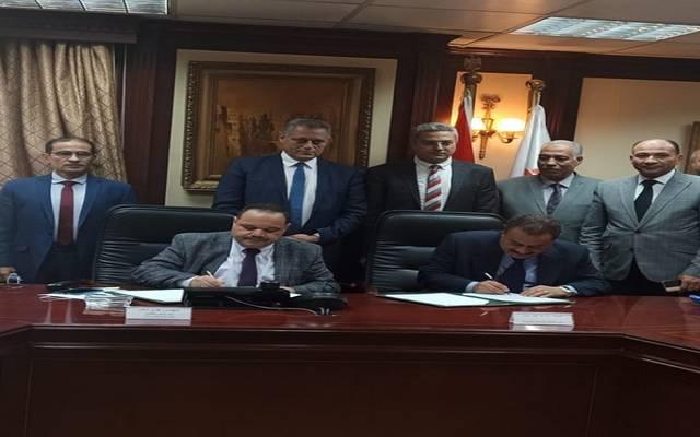 الضرائب المصرية توقع اتفاقاً لتيسير إجراءات تأسيس المشروعات