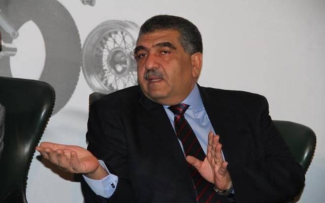 وزير قطاع الأعمال العام أشرف الشرقاوي