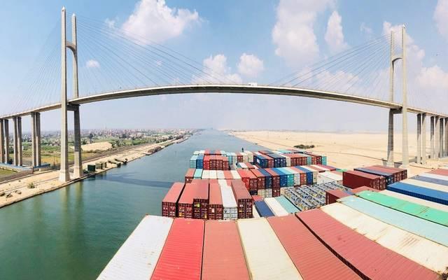 محور قناة السويس