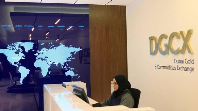 DGCX office