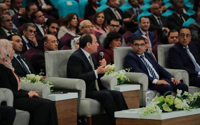 السيسي يكشف مصير هدايا الرئاسة