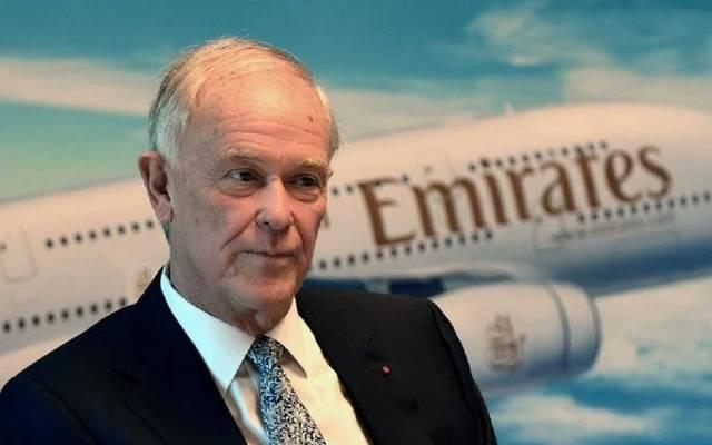 President of Emirates Airlines, Tim Clark