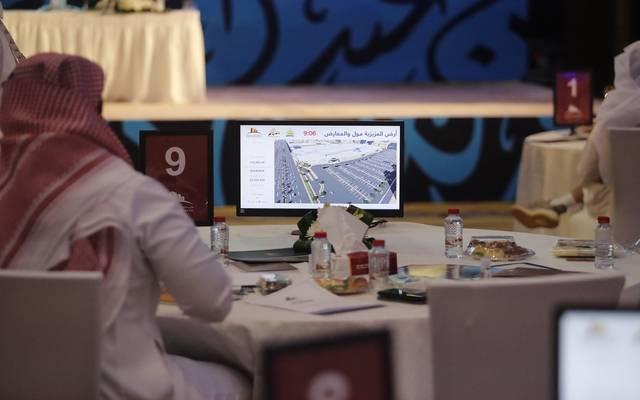 مزاد الراجحي الـ13 أرض العزيزية مول في 24 أكتوبر 2020