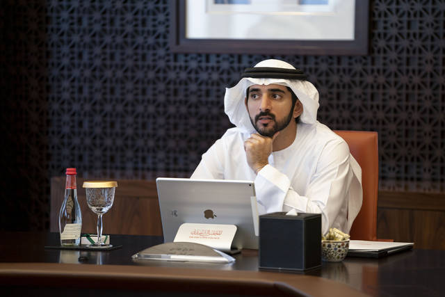 حمدان بن محمد ولي عهد دبي