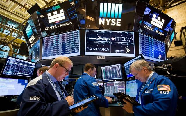 """الأسهم الأمريكية ترتفع بالختام.. و""""ناسداك"""" يسجل مستوى قياسياً"""