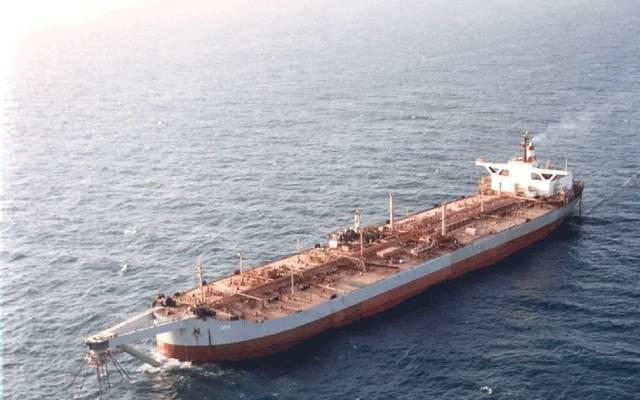 ناقلة النفط صافر