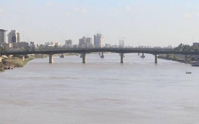 نهر في العراق - أرشيفية