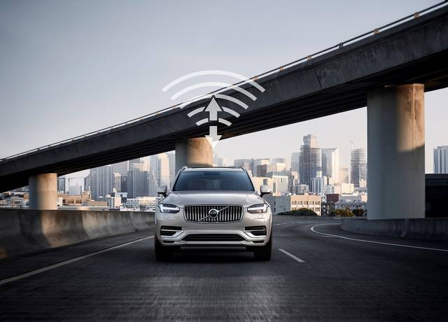Volvo Cars, China Unicom join forces on 5G technology