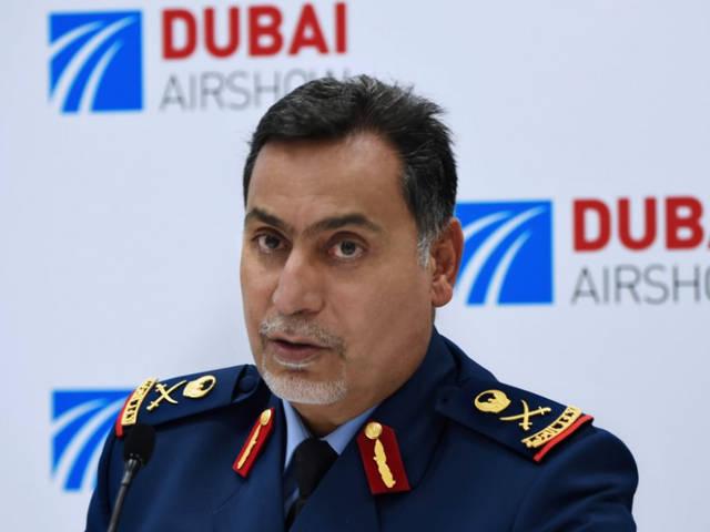 اللواء ركن طيار عبدالله السيد الهاشمي