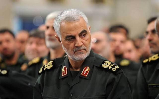 القائد العسكري الإيراني قاسم سليماني