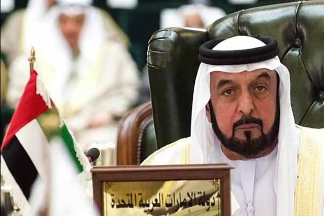 رئيس الدولة الشيخ خليفة بن زايد آل نهيان