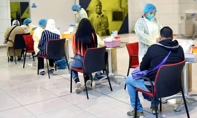 UAE reports 421 new COVID-19 cases