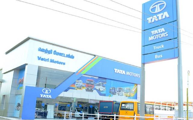 شركة تاتا موتورز