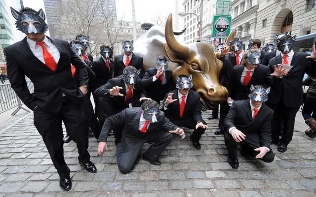 الأسهم الأمريكية تتعرض لأسوأ موجة بيعية منذ 1928