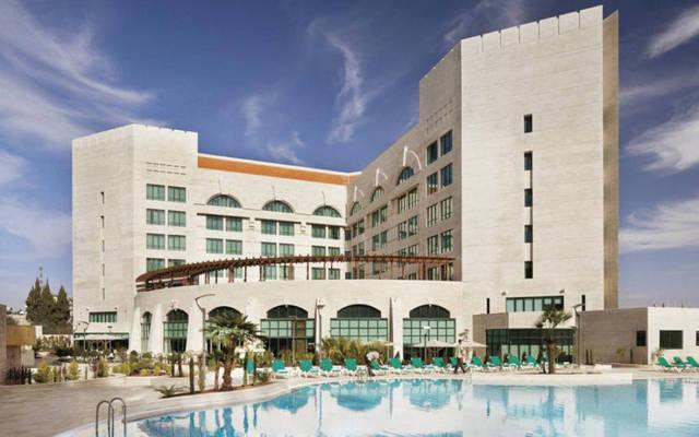 فندق موفنبيك فلسطين التابع للشركة