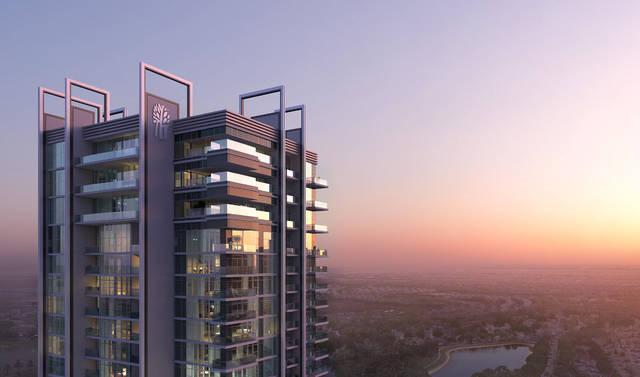 مشروع بانيان تري ريزيدنسز  يضم 244 وحدة سكنية