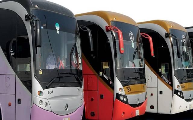 الهدف من التمويل هو تمويل عمليات بناء مراكز المبيت والصيانة للحافلات