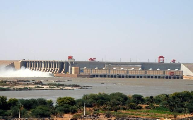 أحد المشاريع الممولة من جانب الصندوق السعودي للتنمية خارج المملكة
