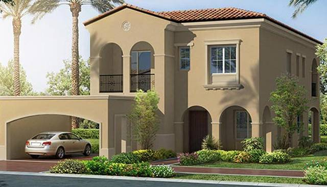 Villas are designed and masterly configured for a family-centric living