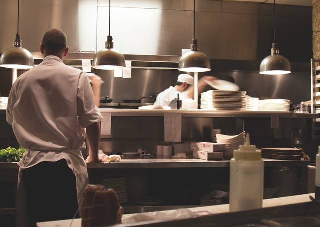 CloudKitchens is specialised in building commissary kitchens for restaurants